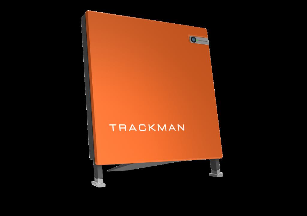 Trackman 4 Radargerät zum Messen von Golfbällen